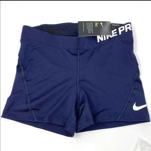 NWT 2 Pairs of Nike Womans Dri Fit Shorts